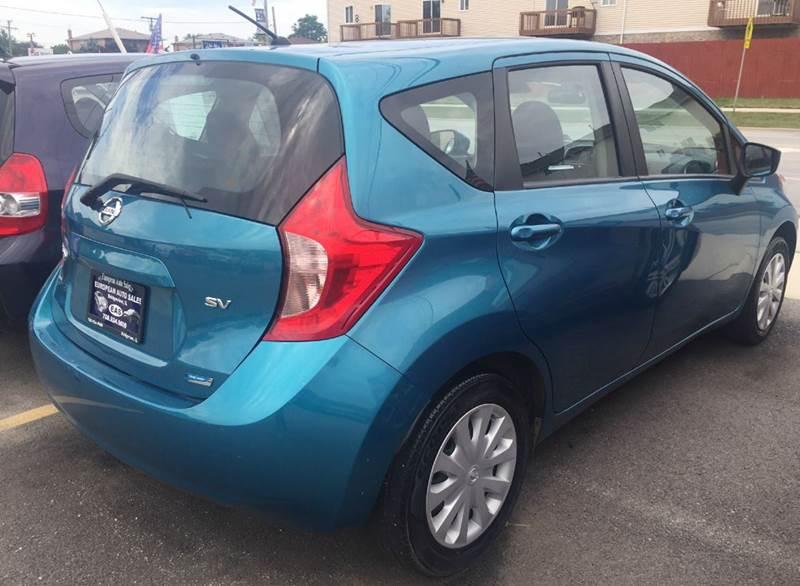 2015 Nissan Versa Note SV 4dr Hatchback - Bridgeview IL