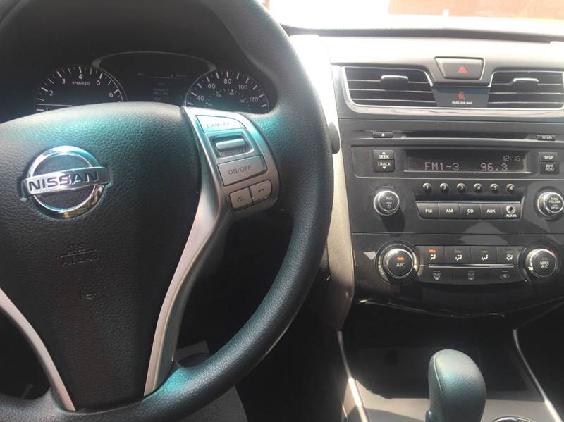 2015 Nissan Altima 2.5 S 4dr Sedan - Bridgeview IL