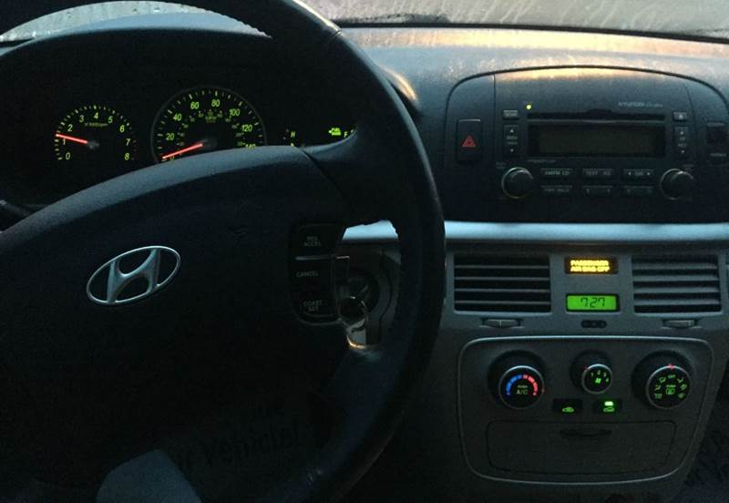 2006 Hyundai Sonata GL 4dr Sedan - Bridgeview IL