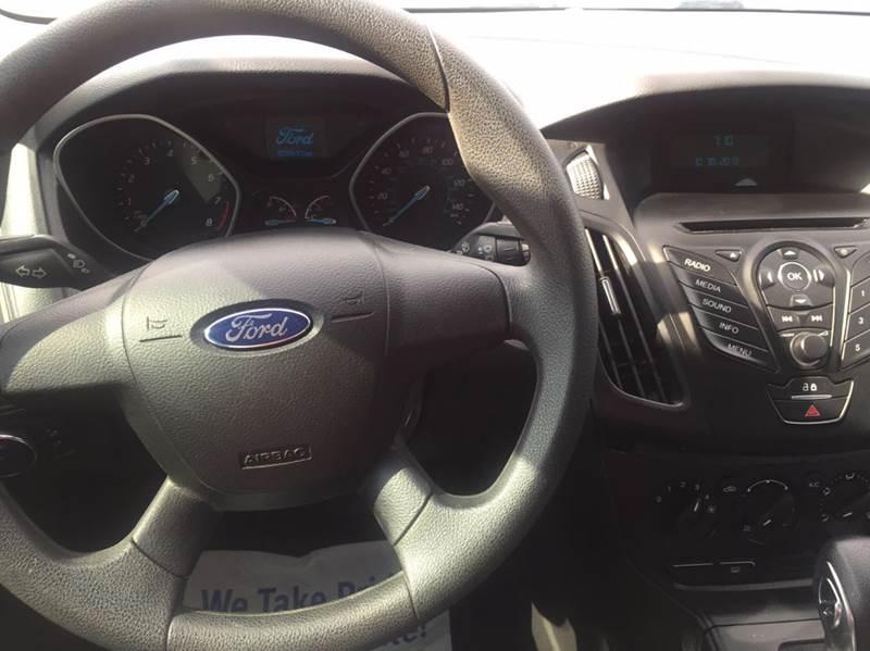 2014 Ford Focus S 4dr Sedan - Bridgeview IL