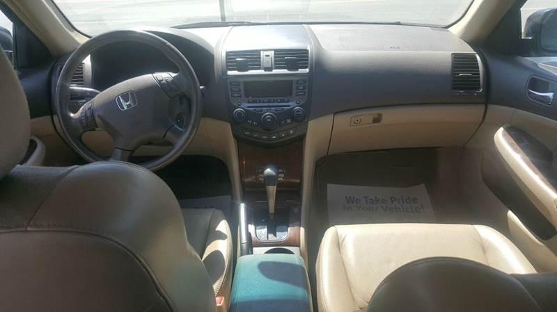 2006 Honda Accord EX V-6 4dr Sedan 5A - Bridgeview IL