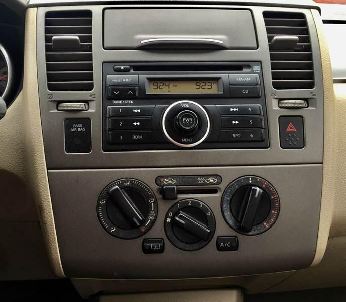 2009 Nissan Versa 1.8 S 4dr Sedan 4A - Bridgeview IL