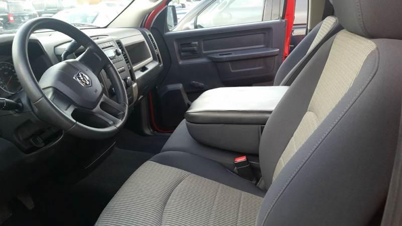 2009 Dodge Ram Pickup 1500 ST 4x2 2dr Regular Cab 6.3 ft. SB Pickup - Bridgeview IL