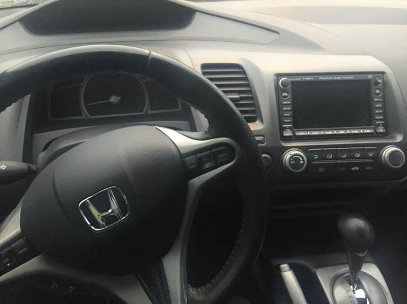 2008 Honda Civic EX-L w/Navi 2dr Coupe 5A w/Navi - Bridgeview IL