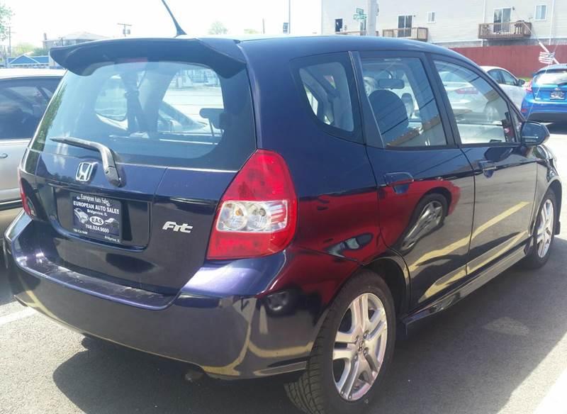 2008 Honda Fit Sport 4dr Hatchback 5A - Bridgeview IL