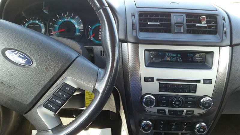 2011 Ford Fusion SEL 4dr Sedan - Bridgeview IL