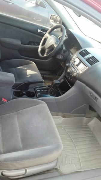 2007 Honda Accord Special Edition 4dr Sedan (2.4L I4 5A) - Bridgeview IL