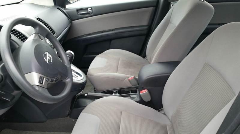 2011 Nissan Sentra 2.0 S 4dr Sedan - Bridgeview IL