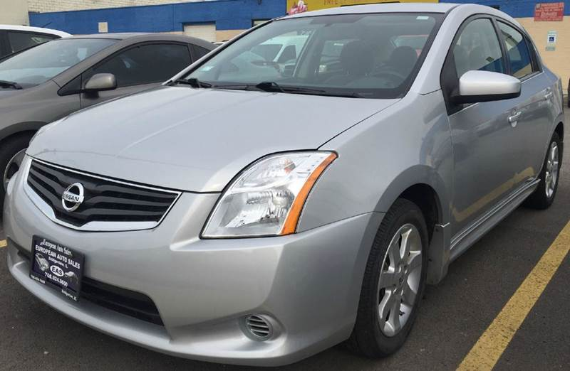 2011 Nissan Sentra 2.0 SR 4dr Sedan - Bridgeview IL