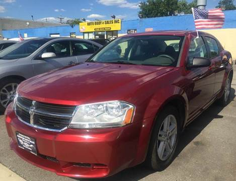 2008 Dodge Avenger for sale in Bridgeview, IL