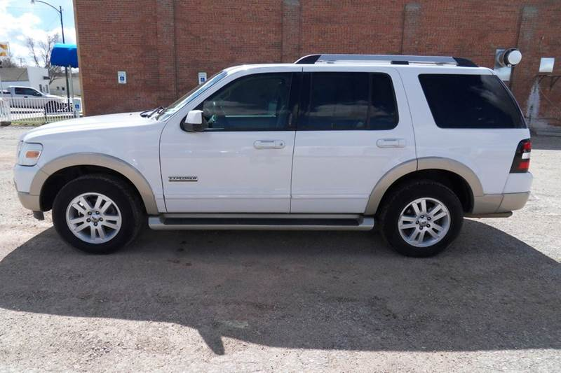2007 ford explorer eddie bauer 4dr suv v6 in chadron ne. Black Bedroom Furniture Sets. Home Design Ideas