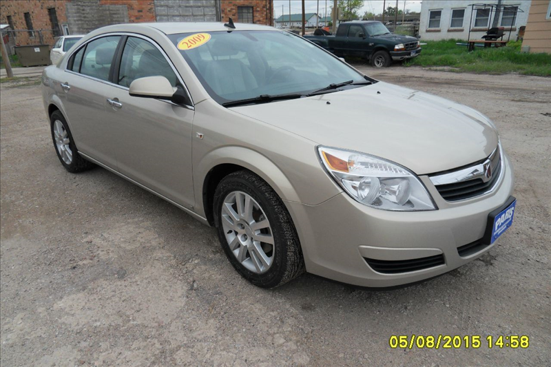 2009 saturn aura xr 4dr sedan in chadron ne paris fisher. Black Bedroom Furniture Sets. Home Design Ideas