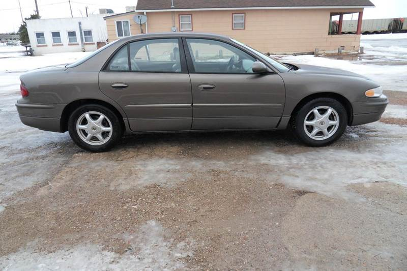 2002 buick regal ls 4dr sedan in chadron ne paris fisher. Black Bedroom Furniture Sets. Home Design Ideas