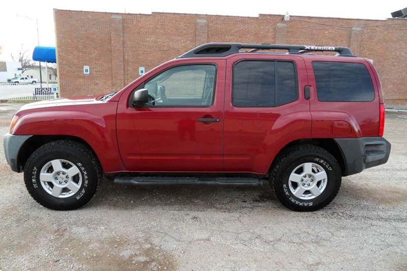 2005 nissan xterra off road 4wd 4dr suv in chadron ne. Black Bedroom Furniture Sets. Home Design Ideas