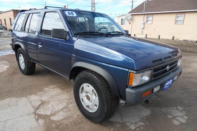 1995 Nissan Pathfinder Se 4dr 4wd Suv In Chadron Ne