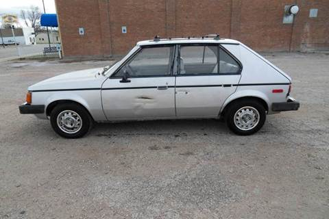 1989 Dodge Omni for Sale 1 - Dodge Omni For Sale In Chadron Ne - 1989 Dodge Omni for Sale 1