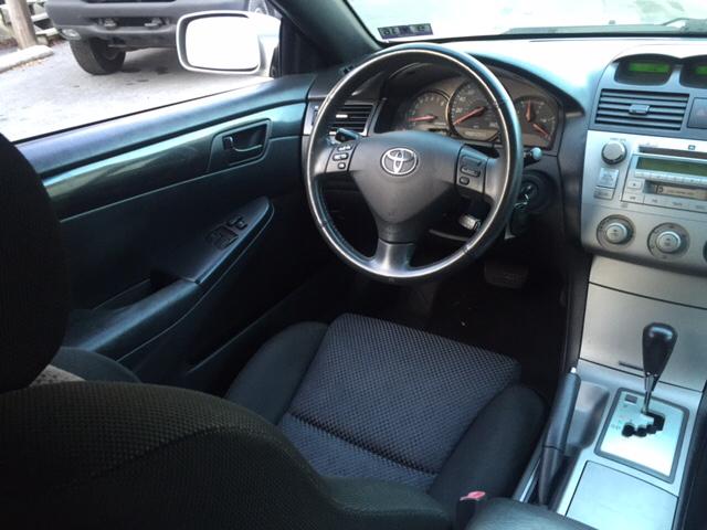 2005 Toyota Camry Solara SE V6 2dr Convertible - Charles Town WV