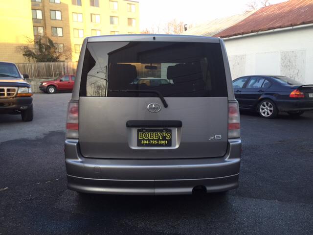 2006 Scion xB Base 4dr Wagon w/Manual - Charles Town WV