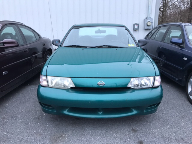 1999 Nissan Sentra GXE 4dr Sedan - Charles Town WV