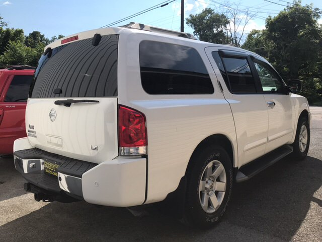 2004 Nissan Armada LE 4WD 4dr SUV - Charles Town WV