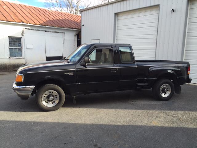 1996 Ford Ranger 2dr XL Extended Cab Stepside SB - Charles Town WV