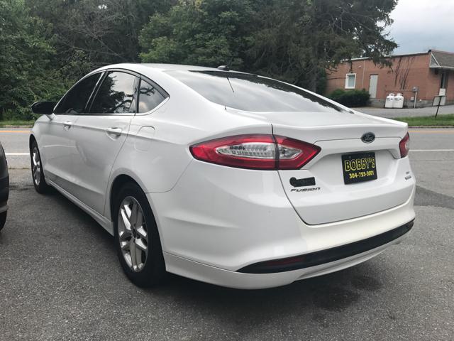 2013 Ford Fusion SE 4dr Sedan - Charles Town WV