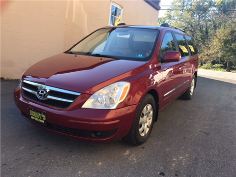 2008 Hyundai Entourage for sale in Charles Town, WV