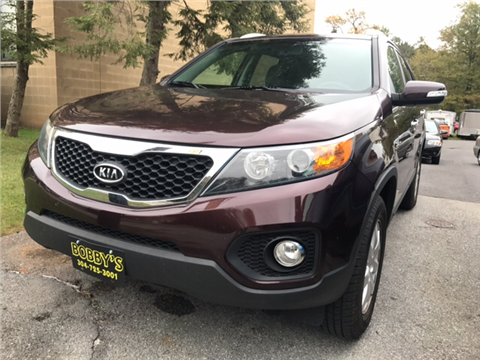 2013 Kia Sorento for sale in Charles Town, WV