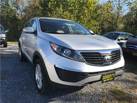2013 Kia Sportage for sale in Charles Town, WV