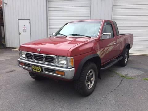 1995 Nissan Truck