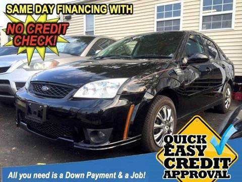 2007 Ford Focus ... & Ford Used Cars Bad Credit Auto Loans For Sale Brooklyn Auto City ... markmcfarlin.com