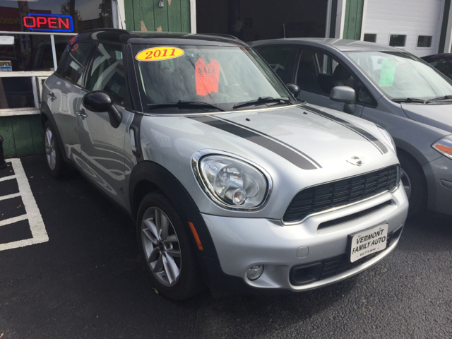 mini cooper countryman for sale in vermont. Black Bedroom Furniture Sets. Home Design Ideas