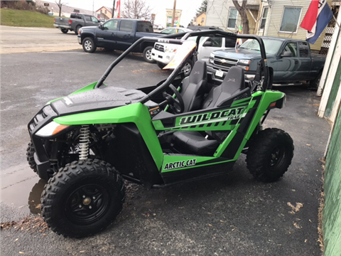 2016 Arctic Cat 700