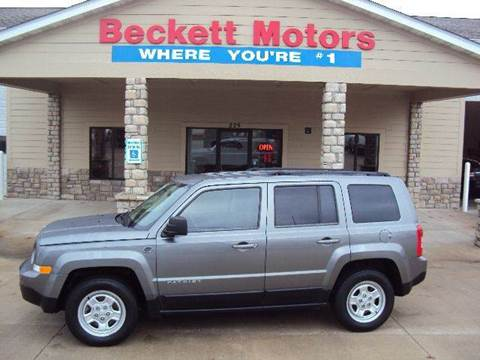 2014 Jeep Patriot for sale in Camdenton, MO