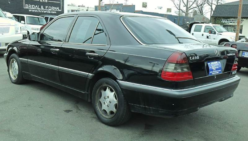 1999 mercedes benz c class 4dr c230 supercharged sedan in for Mercedes benz c350 supercharger