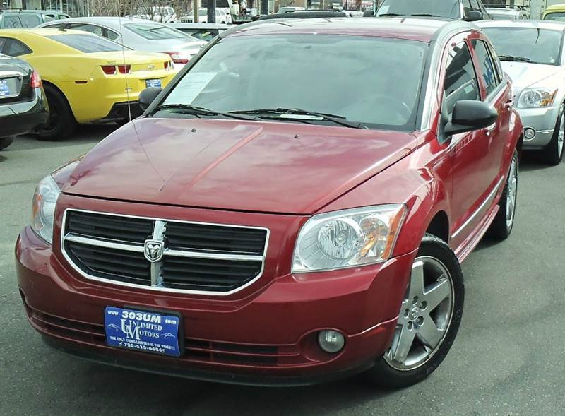 2007 dodge caliber awd r t 4dr wagon in denver co. Black Bedroom Furniture Sets. Home Design Ideas