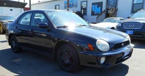 2002 Subaru Impreza for sale in Denver, CO