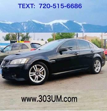 2009 Pontiac G8 for sale in Denver, CO