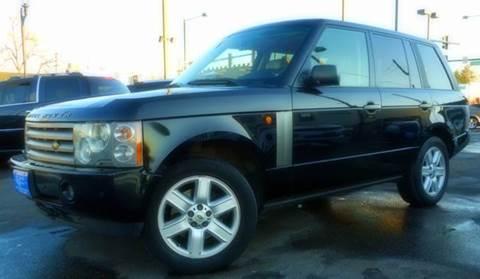 2003 Land Rover Range Rover for sale in Denver, CO