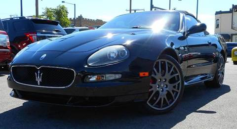 2006 Maserati GranSport for sale in Denver, CO