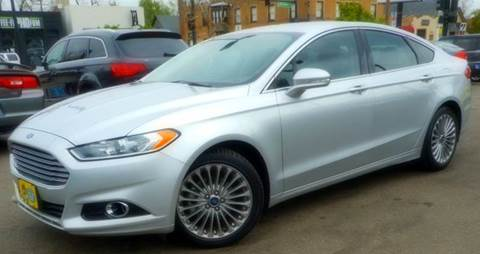 2014 Ford Fusion for sale in Denver, CO