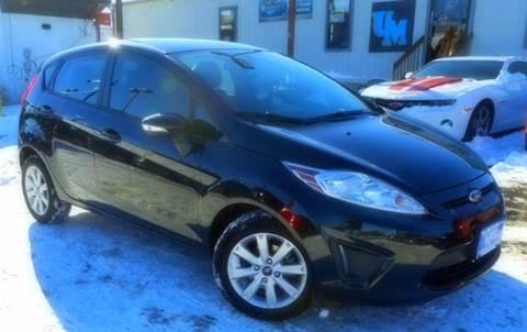 2013 Ford Fiesta for sale in Denver, CO