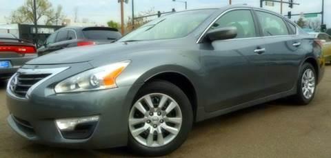 2014 Nissan Altima for sale in Denver, CO