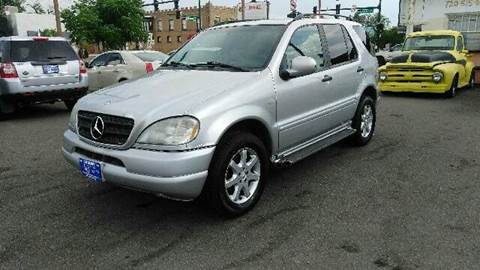 1999 Mercedes-Benz M-Class for sale in Denver, CO