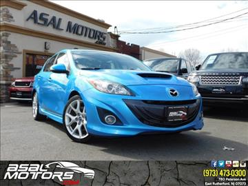 2011 Mazda MAZDASPEED3 for sale in East Rutherford, NJ