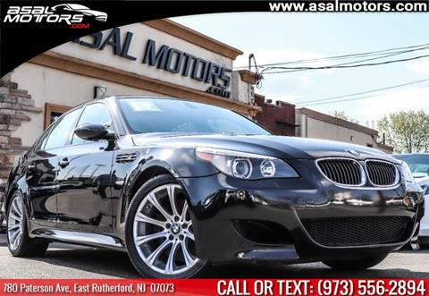 2007 BMW M5 for sale in East Rutherford, NJ