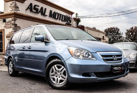 2007 Honda Odyssey for sale in East Rutherford, NJ