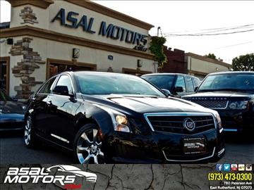 2013 Cadillac ATS for sale in East Rutherford, NJ