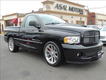 2004 Dodge Ram Pickup 1500 SRT-10 for sale in East Rutherford, NJ