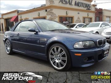 2004 BMW M3 for sale in East Rutherford, NJ